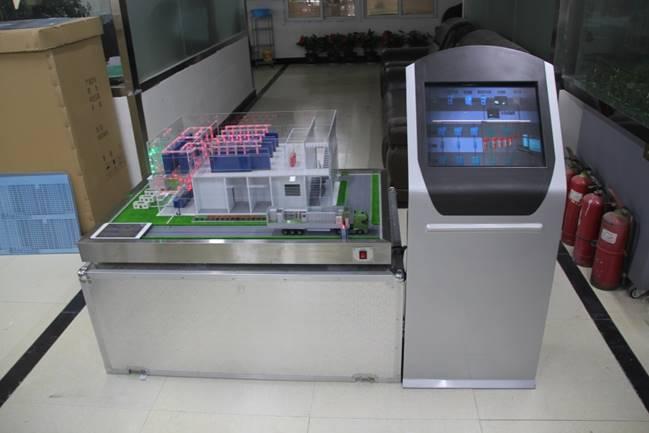核电站蓄电池蓄能演示系统